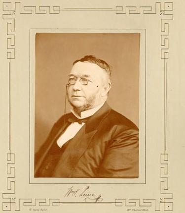 William S Peirce crop