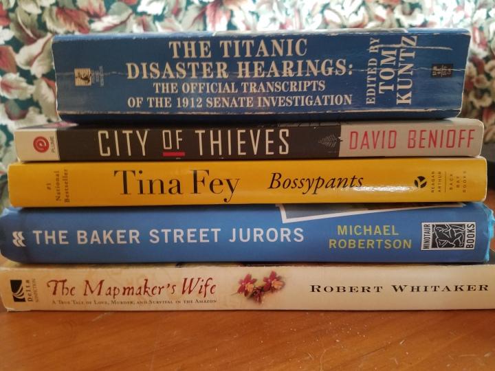 Morristown books
