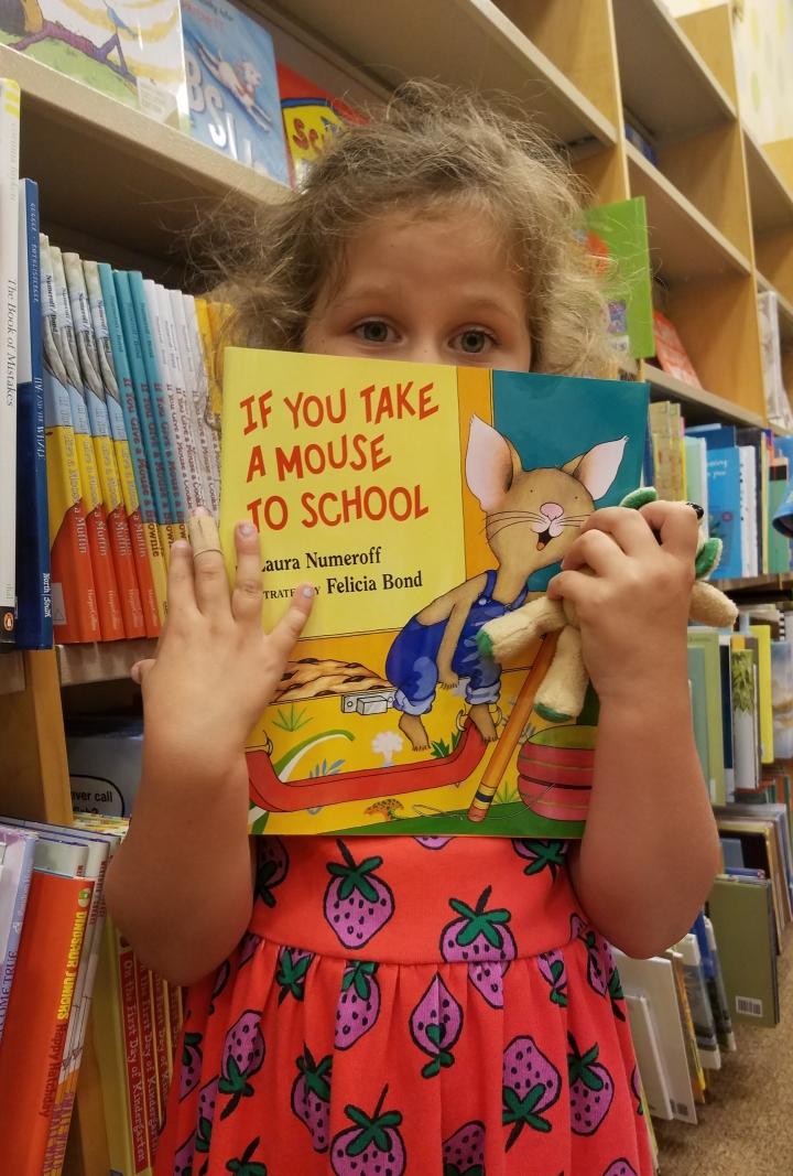 Annie Mouse Book