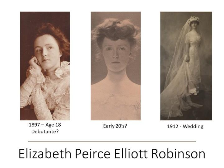 Elizabeth Peirce Elliott Robinson