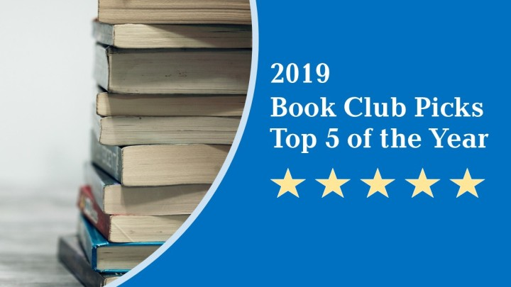 book club 2019 5 star