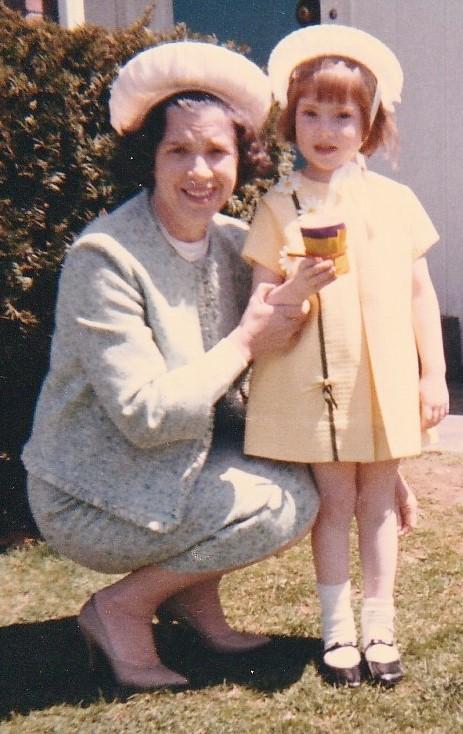 Janis Mom Spring 1967 A